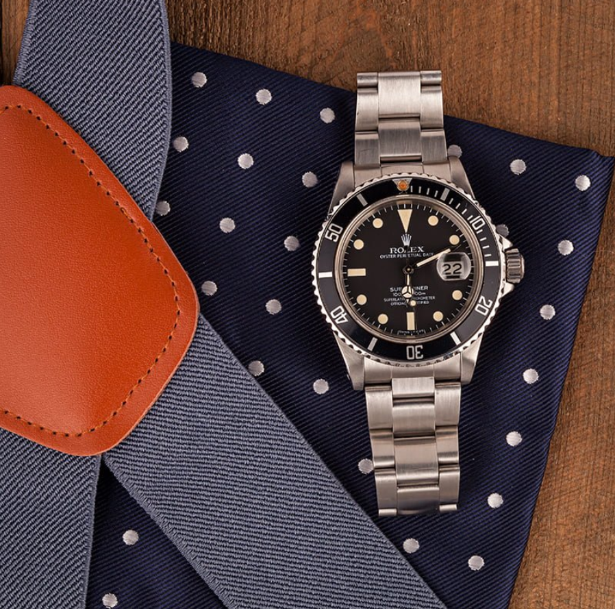 Đồng hồ Rolex Submariner 16800