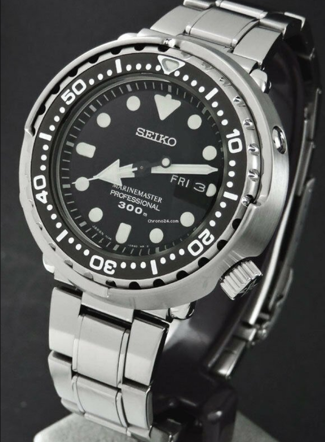 Seiko Prospex Marinemaster Professional Diver, SBBN031