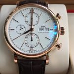 iwc-portofino-chronograph-automatic-mat-trang-rose-gold-18k-1