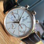 iwc-portofino-chronograph-automatic-mat-trang-rose-gold-18k