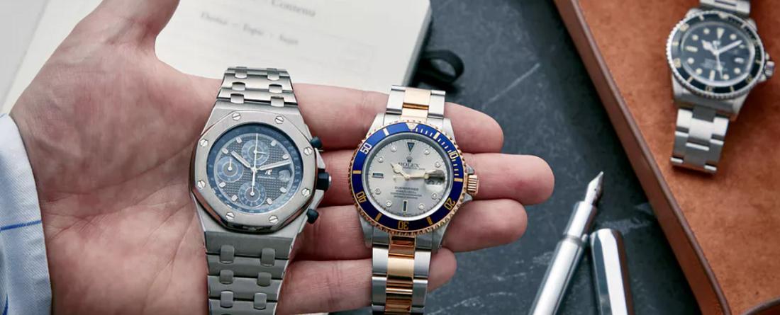 Làm thế nào tôi có thể đầu tư vào đồng hồ xa xỉ?
