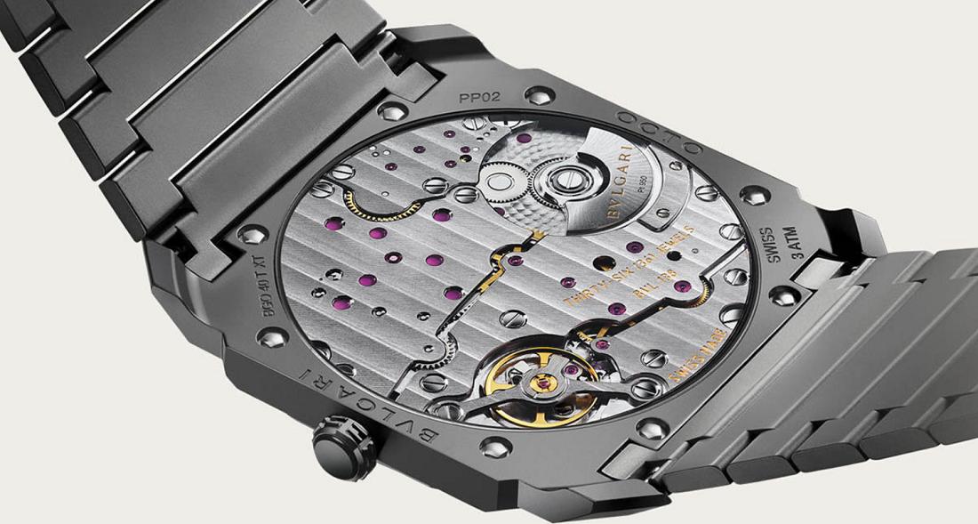 Lịch sử và chức năng của Micro-Rotor trên đồng hồ