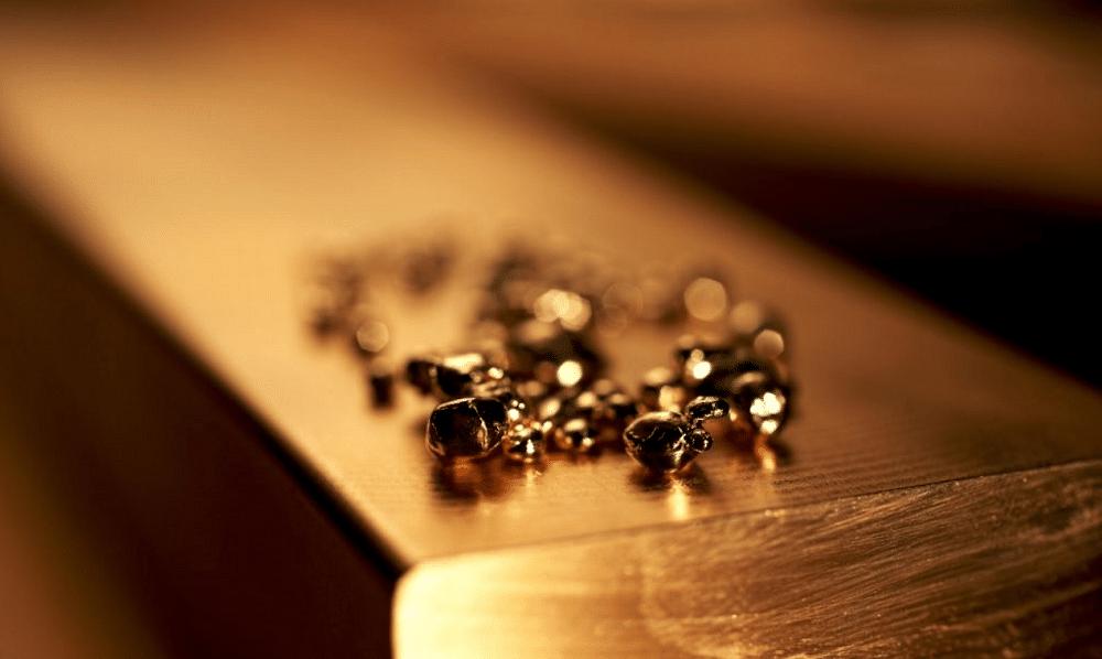Hợp kim vàng 18k do Rolex sản xuất