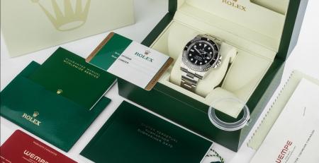 Hướng dẫn đầy đủ dịch vụ bảo hành của Rolex