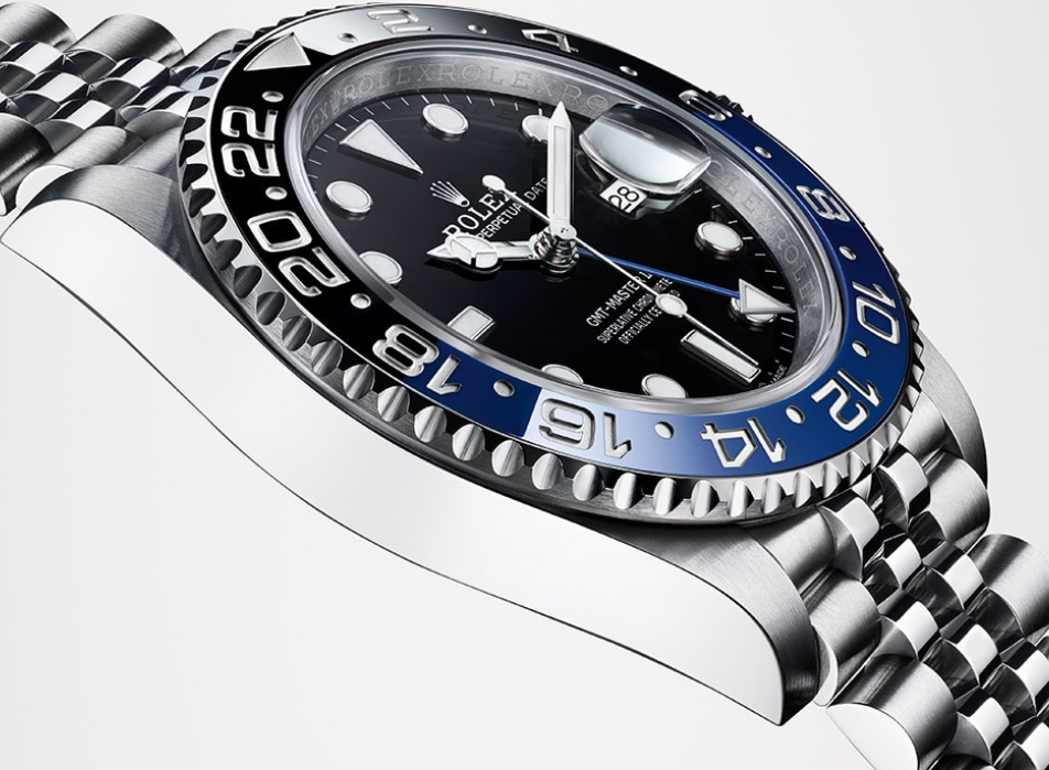 Rolex Rehaut khắc GMT-Master II