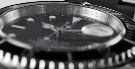 Rolex Rehaut khắc là gì? Cách phân biệt Rolex giả trên Rehaut khắc