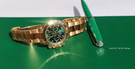 Rolex sử dụng bao nhiêu vàng trong một chiếc đồng hồ?