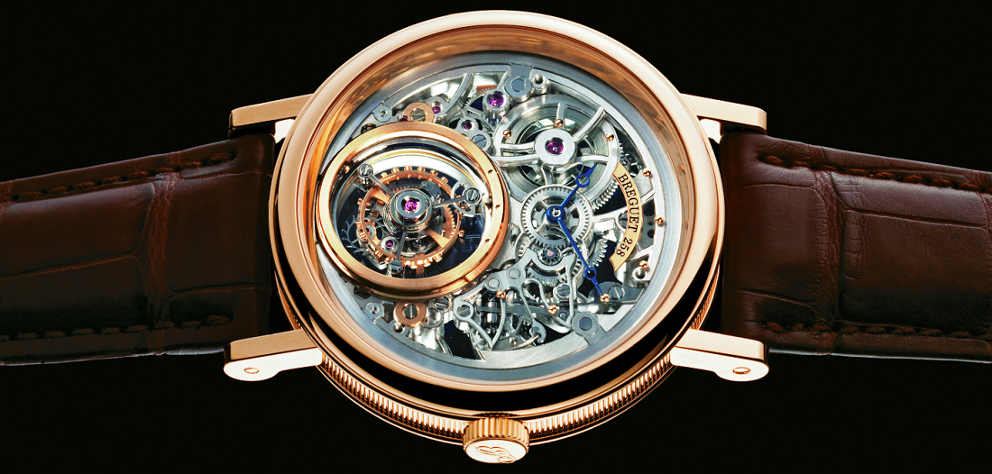 Đánh giá đồng hồ Breguet Tourbillon Messidor 5335BR/42/9W6