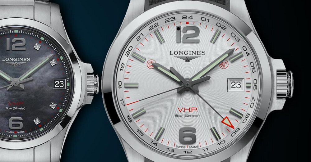 Longines Automatic và Quartz