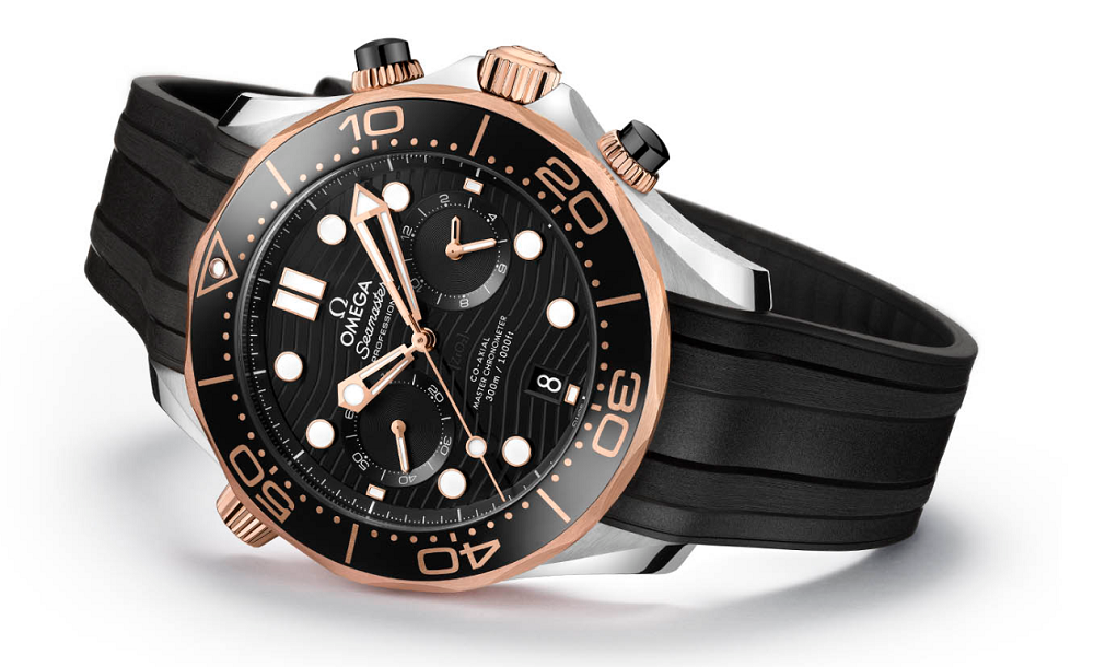 ĐỒNG HỒ OMEGA SEAMASTER DIVER 300M CHRONOGRAPH COLLECTION