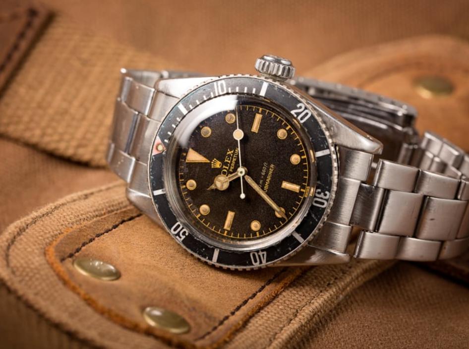 Đồng hồ Rolex Submariner 6538 chính hãng