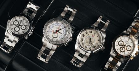 Cách nhận biết sự khác biệt giữa Rolex 4, 5 và 6 số