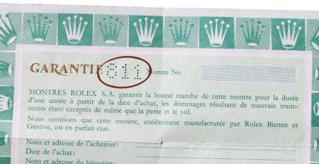 Mã Quốc gia Rolex có ý nghĩa gì? Danh sách Mã quốc gia Rolex