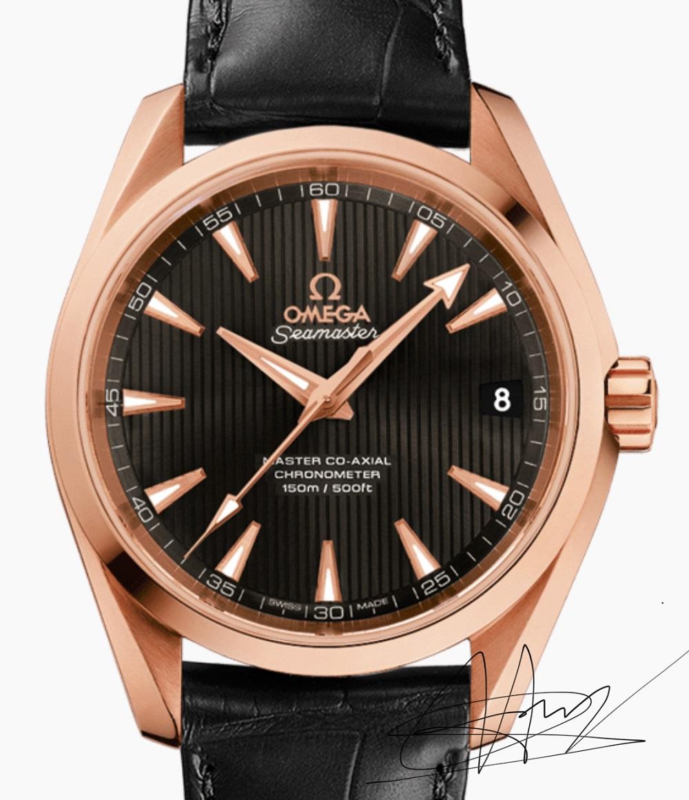 Omega Seamaster 231.53.39.21.06.003 Aqua Terra Master 150M Co-Axial