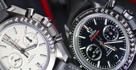 Số tham chiếu đồng hồ Omega cho biết thông tin gì?