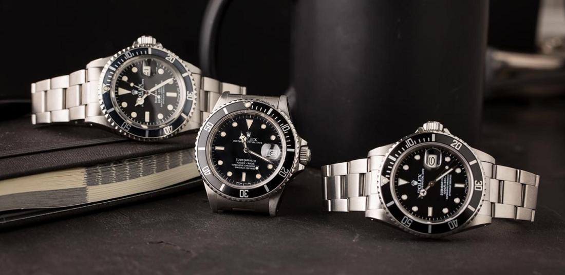 Vì sao một số mẫy đồng hồ Rolex cũ đắt hơn mẫu mới?