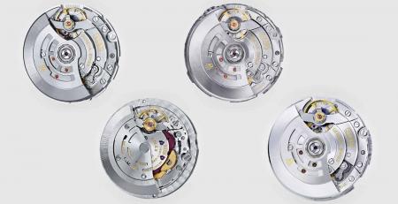 5 Bộ máy Rolex Calibre nổi tiếng của Rolex