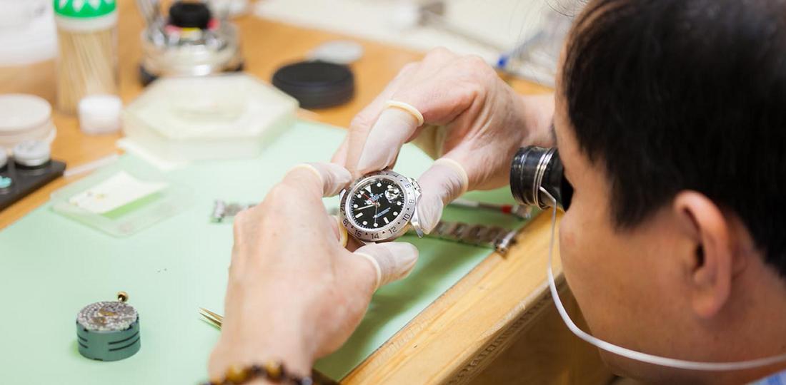 Cách cải thiện độ chính xác Rolex của bạn