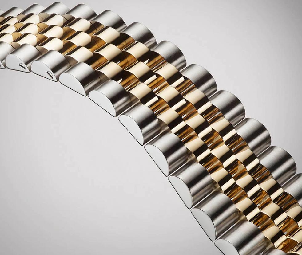 Dây đồng hồ Rolex Jubilee