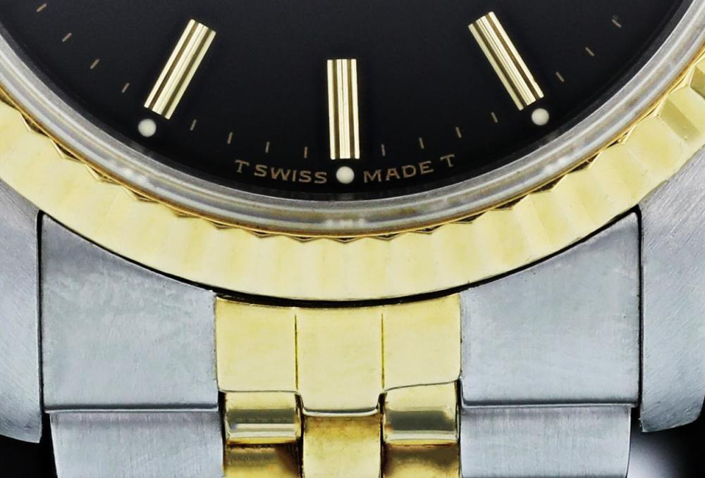 Mặt số Rolex chứa Triti