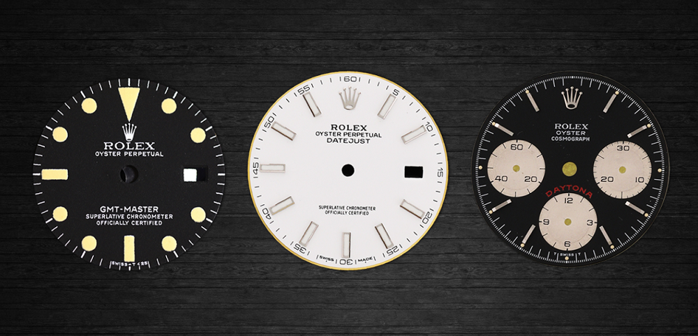 Mặt số đồng hồ Rolex được làm thế nào?