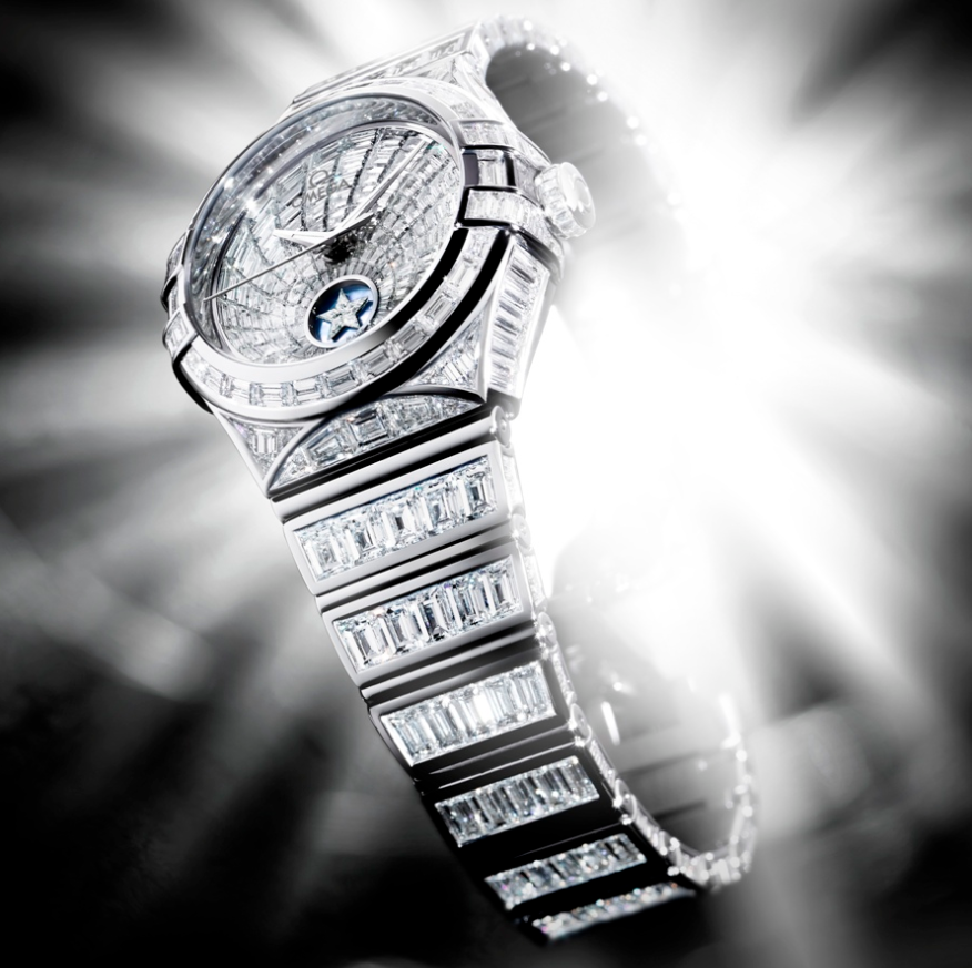 Omega Constellation Baguette