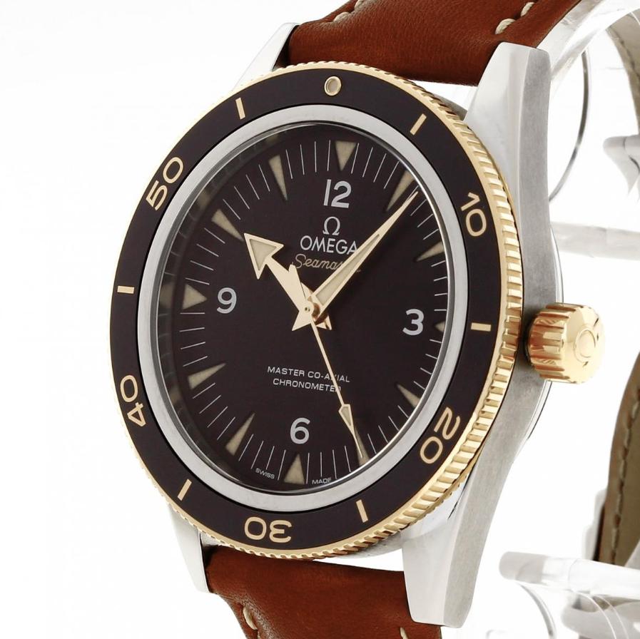 Đồng hồ Omega Seamaster 300 Ref 23322412101001