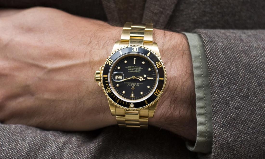 Phụ nữ nên tặng đồng hồ Rolex nào cho chồng?