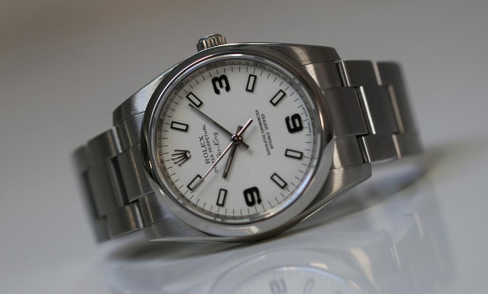 Đồng hồ Rolex Air-King Ref 114200