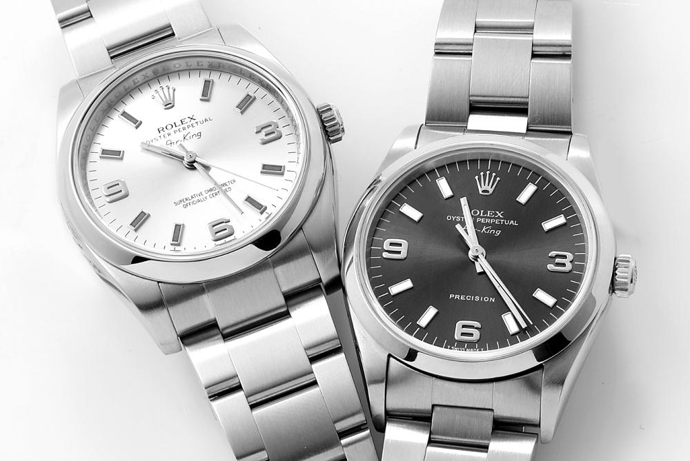 Đồng hồ Rolex Air-king cũ