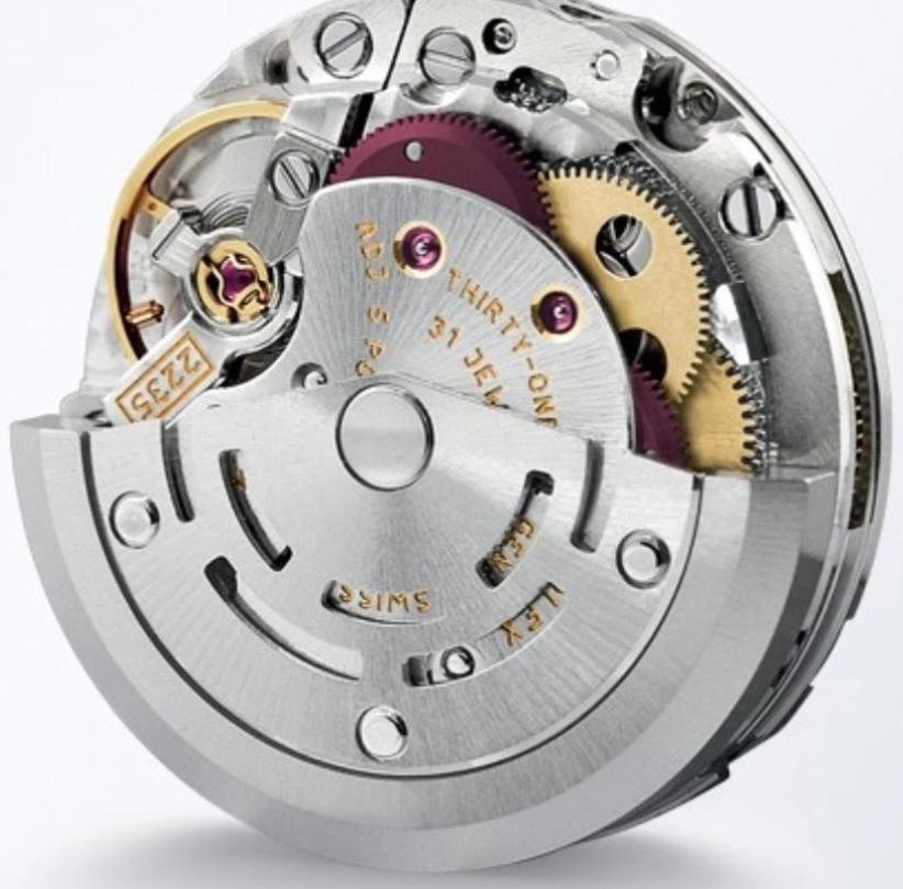 Bộ máy Rolex Calibre 2235