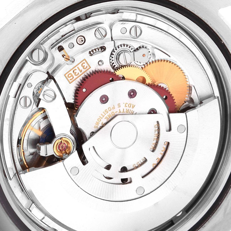 Rolex Calibre 3136
