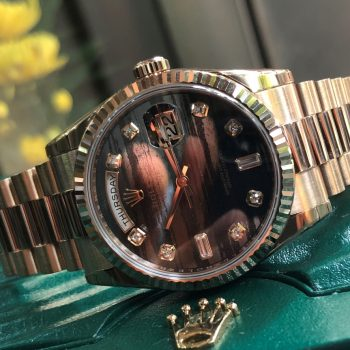 Rolex Day-Date 118235F Everose Gold 18k