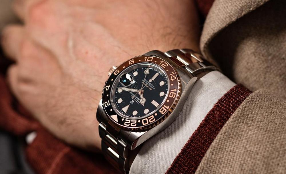 Rolex GMT-Master II 126711CHNR Oystersteel Everose Gold