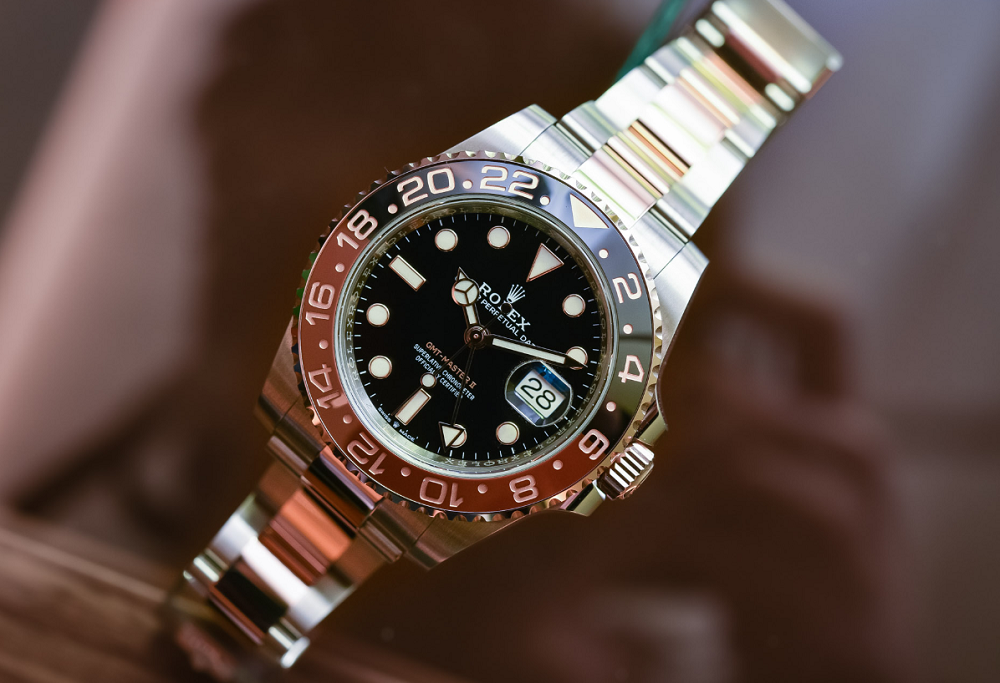 "Rolex GMT-Master II 126711CHNR ""Root beer"""