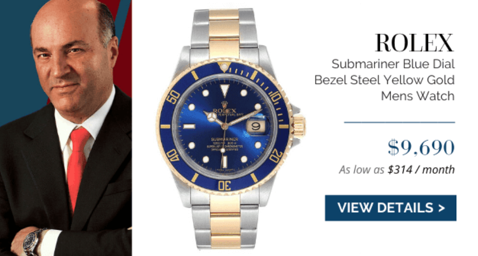 Rolex Submariner Steel Yellow Gold Blue Dial