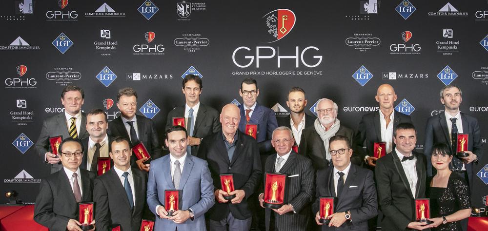 Sự kiện đồng hồ GPHG tại Geneva
