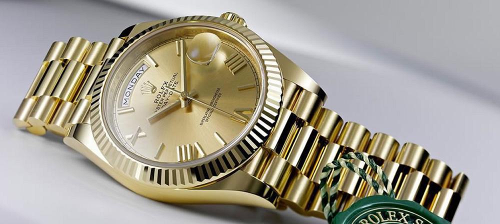 Tại sao lại chọn đồng hồ Rolex làm quà tặng?