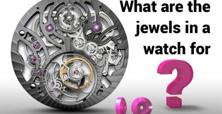Chân kính đồng hồ | Jewels trong bộ máy đồng hồ là gì?