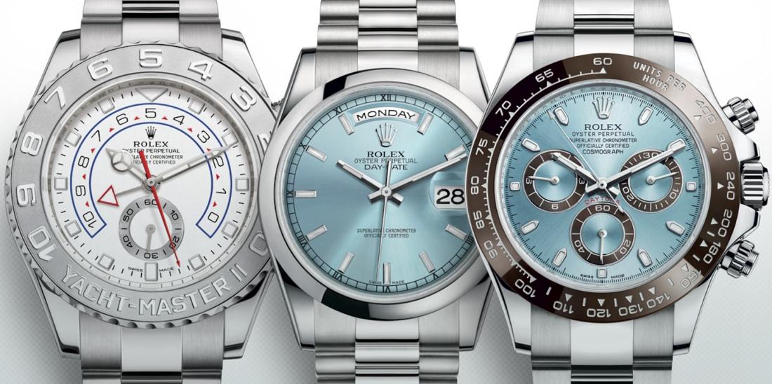 Tại sao đồng hồ bạch kim (Platinum) lại đắt như vậy?