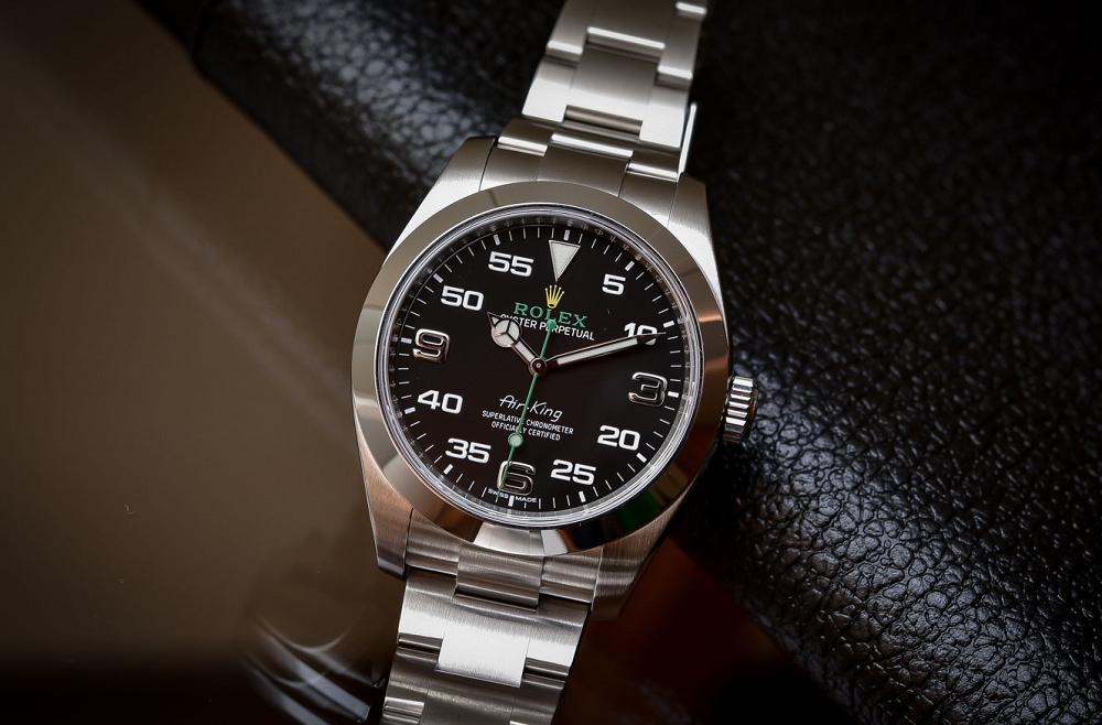 Giá bán lẻ Rolex Air-King năm 2020