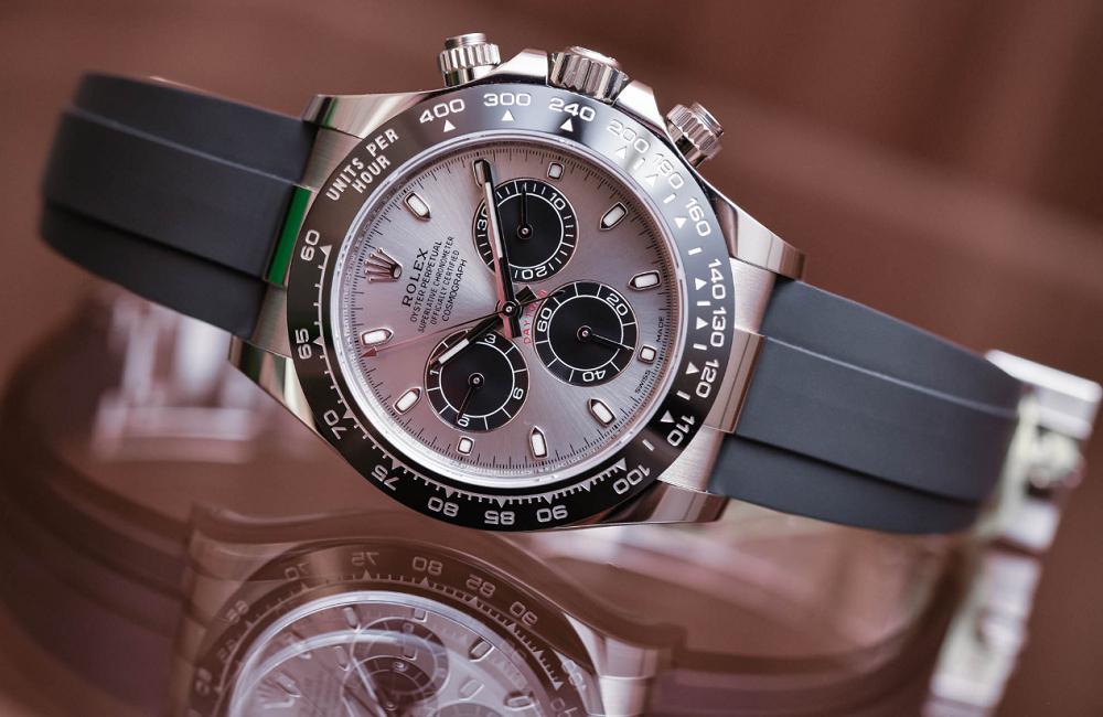 Giá bán lẻ Rolex Cosmograph Daytona năm 2020