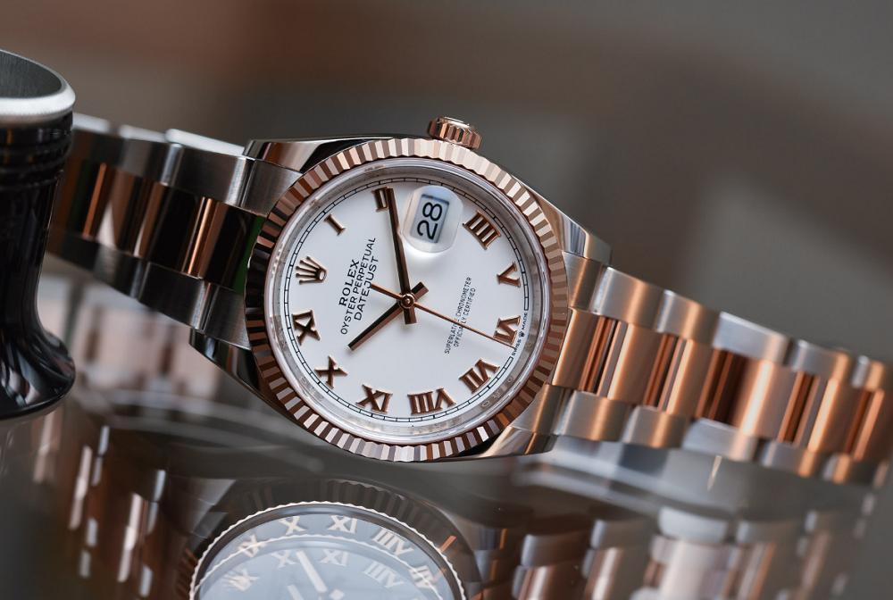 Bảng giá bán lẻ Rolex Datejust 36 năm 2020