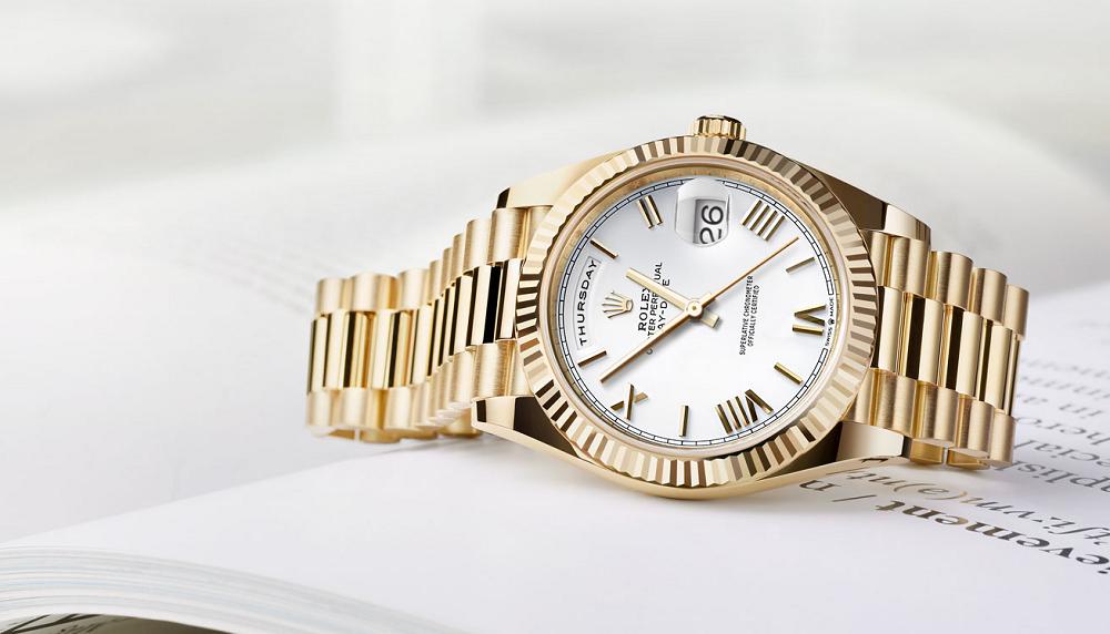 Bảng giá bán lẻ Rolex Day-Date 36 năm 2020