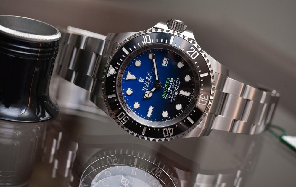 Bảng giá bán lẻ Rolex Sea-Dweller năm 2020