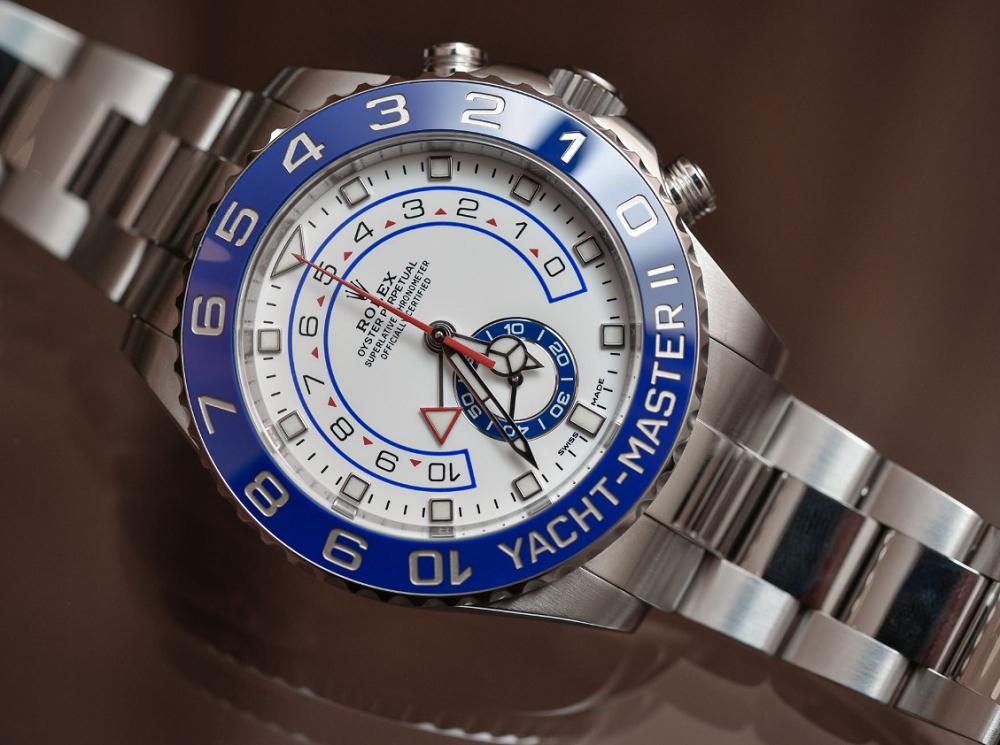 Bảng giá bán lẻ Rolex Yacht-Master năm 2020