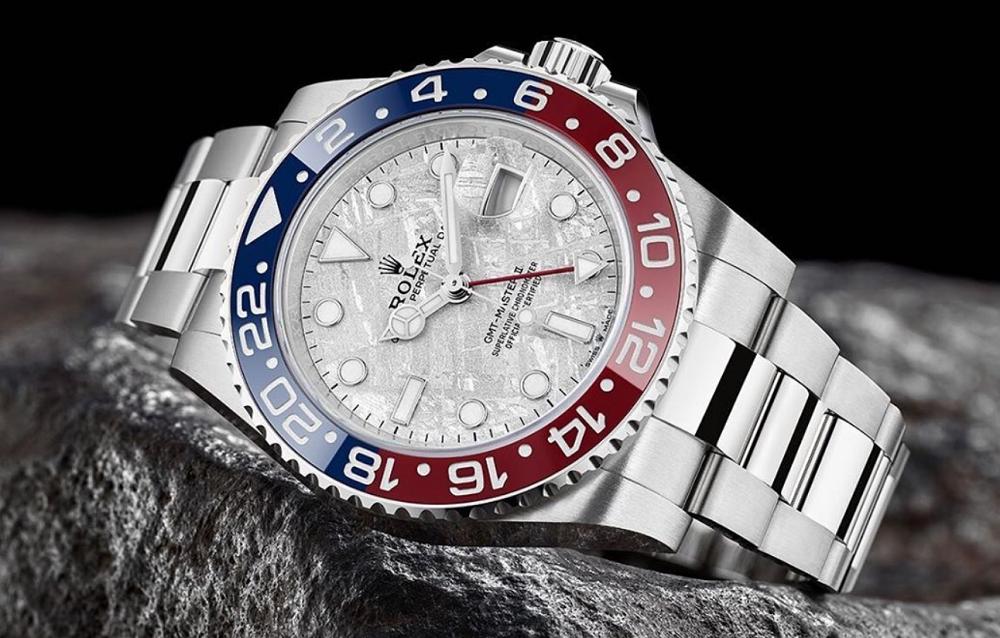 Bảng giá bán lẻ Rolex GMT-Master II năm 2020