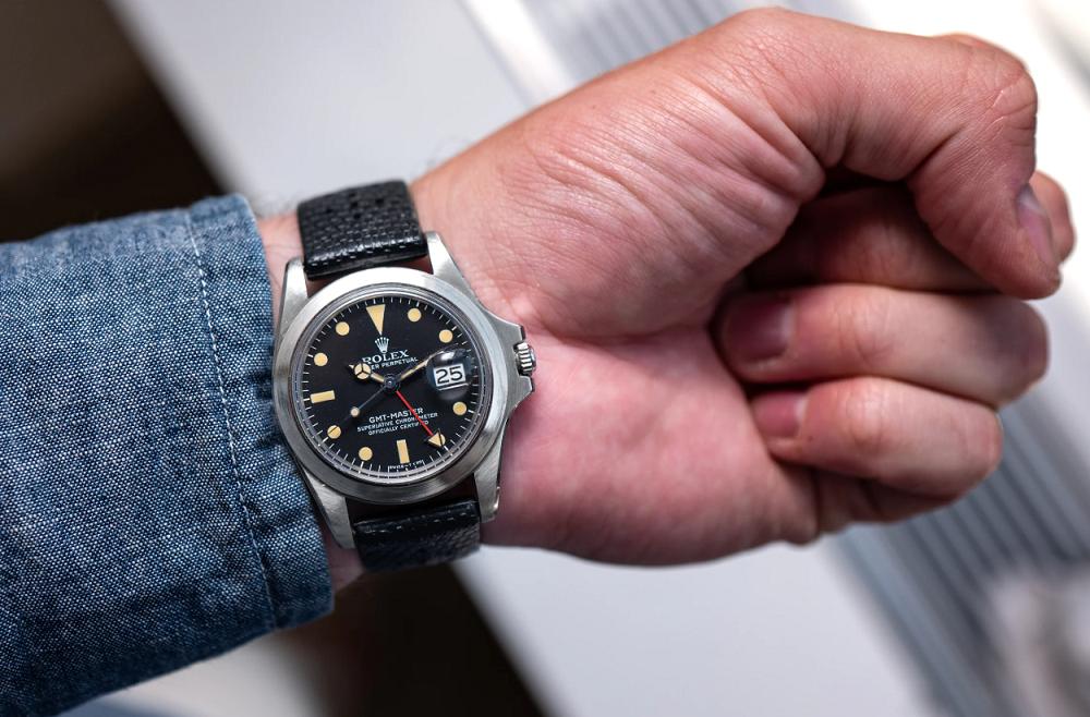 Rolex GMT-Master 1675 Marlon Brando