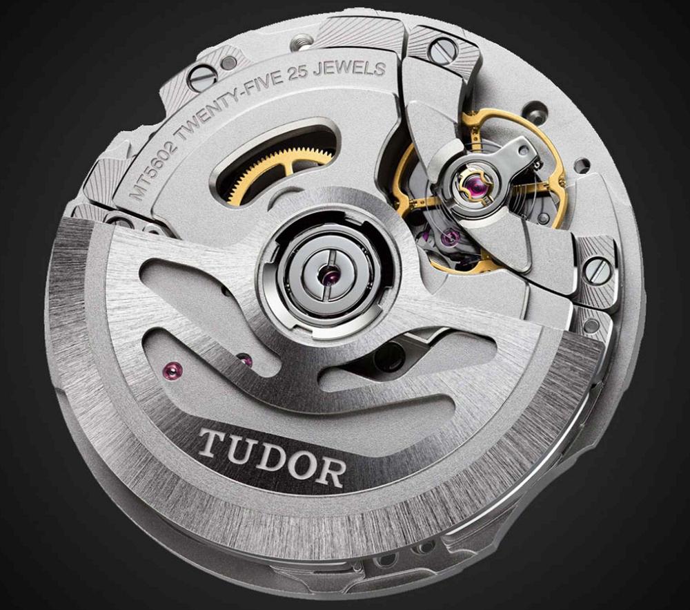 Bộ máy Tudor calibre MT5402