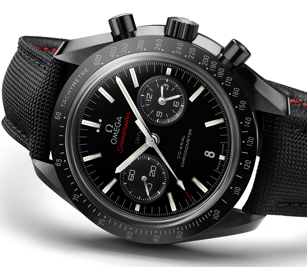 Đồng hồ Omega Speedmaster Dark Side Of The Moon